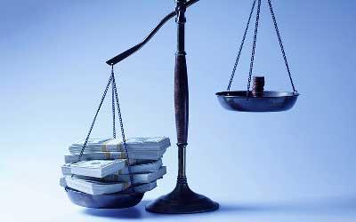 Высокая долговая нагрузка